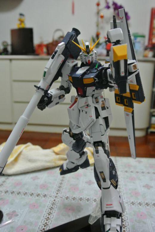 υ Gundam Ver Ka 8